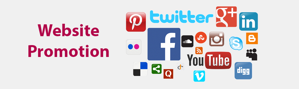 Website Promotion With Social Media
